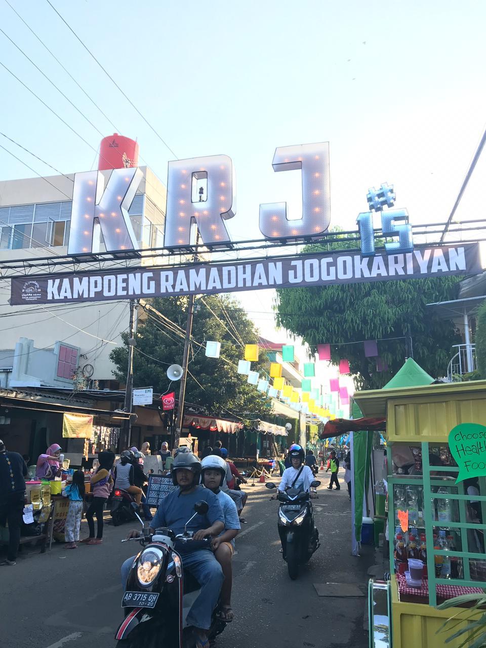 Takjil Gratis Di Masjid Jogokariyan Alinea