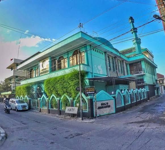 Masjid Jogokariyan Masjid Istimewa Yang Mendunia Alinea