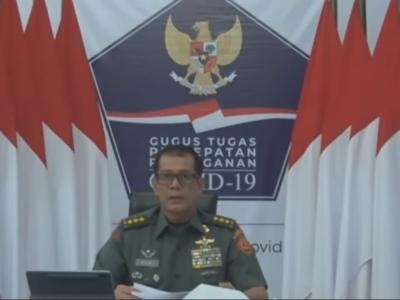 Letjen TNI Doni Monardo