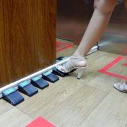 Foot pedal lift di SCH