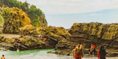 Pantai Kali Kencana Cilacap