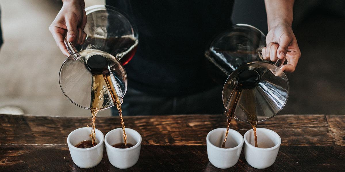 Barista dan kopi