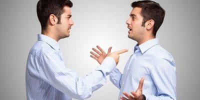 self-talk atau berbicara sendiri