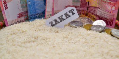 membayar zakat